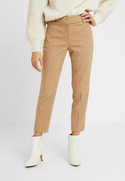 J.CREW PETITE - CAMERON PANT SEASONLESS STRETCH - Pantalon classique - beige