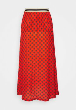 Libertine-Libertine - FORGET - Maxi skirt - fire red