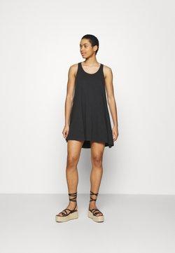 aerie - SWINGY DRESS - Vestido ligero - true black
