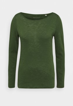 Marc O'Polo - LONG SLEEVE - Langarmshirt - lush pine
