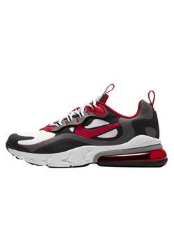 Nike Sportswear - AIR MAX 270 REACT - Sneakersy niskie - iron grey/black/white/red
