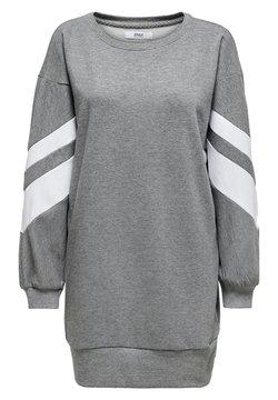 ONLY - Vestido informal - medium grey melange