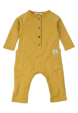 Cigit - Jumpsuit - mustard yellow