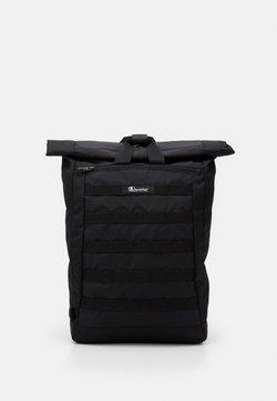 Champion Reverse Weave - BACKPACK RIPSTOP - Reppu - black