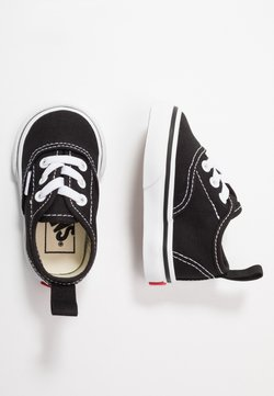 Vans - AUTHENTIC ELASTIC LACE - Instappers - black/true white