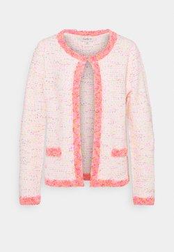 Derhy - JAGUAR CARDIGAN - Chaqueta de punto - pink