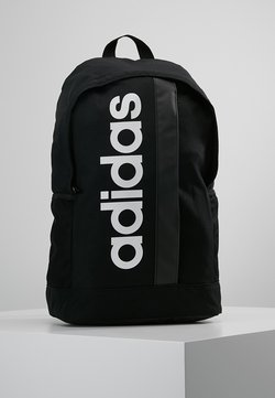 adidas Performance - ESSENTIALS LINEAR SPORT BACKPACK - Sac à dos - black/black/white