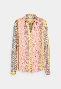 Esqualo - BLOUSE OVERSIZED BORDER PRINT - Bluse - multi coloured
