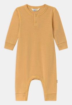 Joha - UNISEX - Jumpsuit - mustard yellow