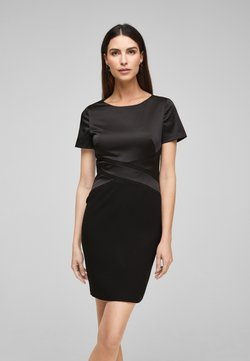 s.Oliver BLACK LABEL - Cocktailkleid/festliches Kleid - black