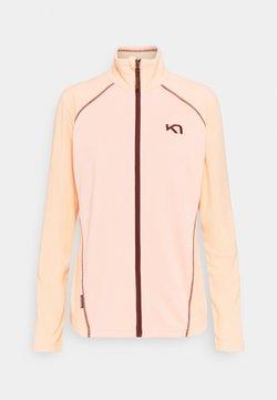 Kari Traa - Fleecejacke - light pink