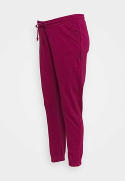 Missguided Maternity - TIE DYE JOGGER - Jogginghose - raspberry