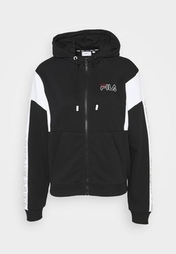 Fila - LAIN - veste en sweat zippée - black