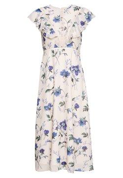 Hope & Ivy Petite - Cocktailklänning - white/blue