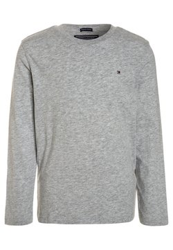 Tommy Hilfiger - BOYS BASIC  - Langarmshirt - grey heather