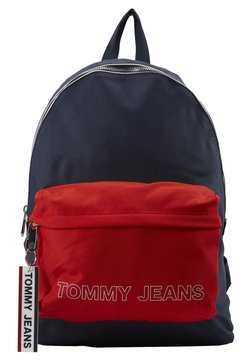 Tommy Jeans - LOGO TAPE DOME BACKPACK - Reppu - multi-coloured