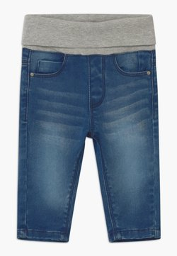 Staccato - ZGREEN UNISEX - Slim fit jeans - light blue denim