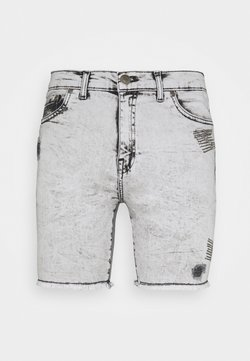 Nominal - HUGO  - Jeansshort - white