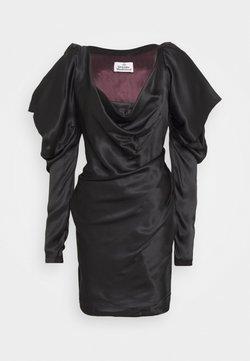 Vivienne Westwood - NEW VIRGINIA MINI DRESS - Cocktailkleid/festliches Kleid - black