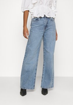 ONLY - ONLHOPE LIFE  - Jeans bootcut - light blue