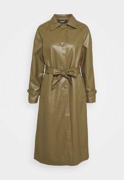 Fashion Union - MARGOT - Trenchcoat - olive
