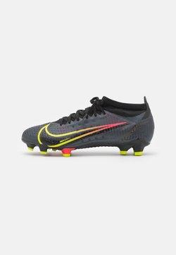 Nike Performance - MERCURIAL VAPOR 14 PRO FG - Voetbalschoenen met kunststof noppen - black/cyber/off noir