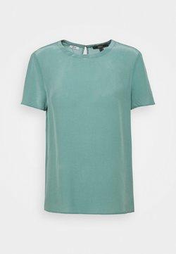Esprit Collection - BLOUSE - T-shirt basic - dark turquoise