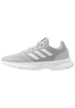 adidas Performance - NOVA FLOW - Hardloopschoenen neutraal - grey two/footwear white/bahia mint