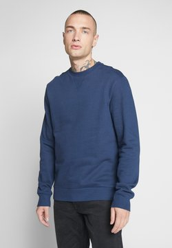 Only & Sons - ONSORGANIC CREW NECK - Sweater - dress blues