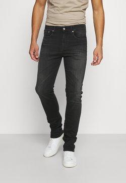 Calvin Klein Jeans - SKINNY - Slim fit -farkut - denim black