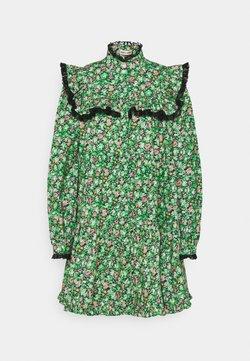 Custommade - LUNA - Vapaa-ajan mekko - classic green