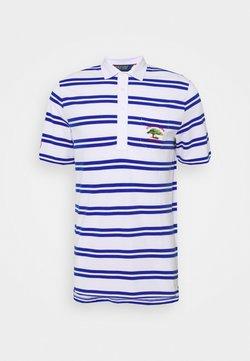 Polo Ralph Lauren Golf - SHORT SLEEVE - Polo - white/bright royal