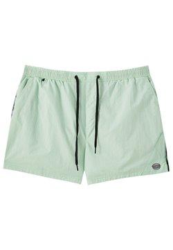 PULL&BEAR - Zwemshorts - light green