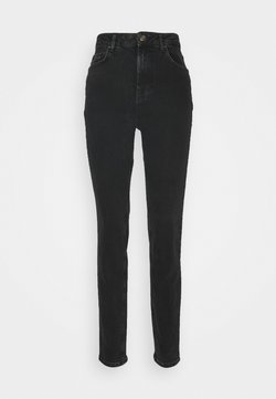 PIECES Tall - PCLEAH - Jeans relaxed fit - black