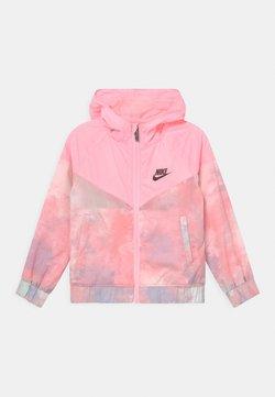 Nike Sportswear - WINDRUNNER - Verryttelytakki - arctic punch
