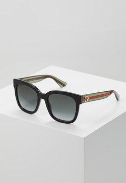 Gucci - 30000981002 - Sunglasses - black/green/grey