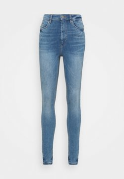 edc by Esprit - Jeans Skinny Fit - blue medium wash