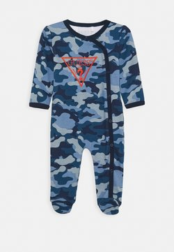 Guess - OVERALL BABY - Jumpsuit - blue