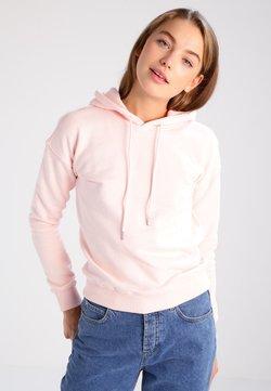 Urban Classics - LADIES HOODY - Huppari - pink