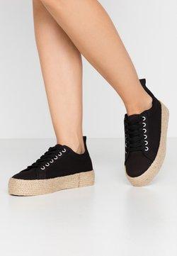 New Look - MHOY - Espadryle - black