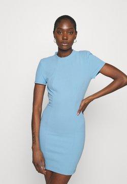 Mossman - THE SUN RAYS MINI DRESS - Vestido de tubo - blue