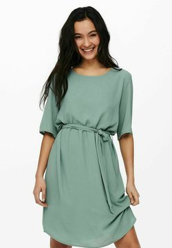 JDY - JDYAMANDA - Korte jurk - chinois green