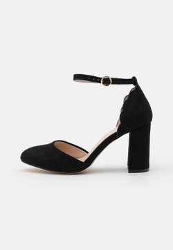 Dorothy Perkins Wide Fit - WIDE FIT DELANY COURT - Klassieke pumps - black