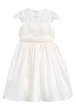 Next - Cocktailkleid/festliches Kleid - off-white