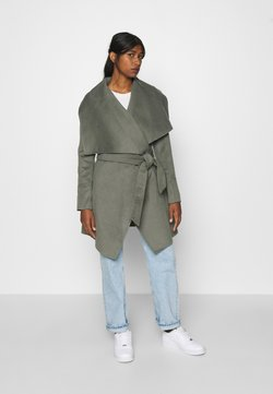 Forever New - WILLOW WRAP COATS - Mantel - green