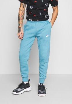 Nike Sportswear - CLUB - Jogginghose - cerulean/white