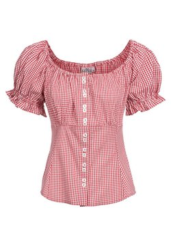 Hess - MARIE - Bluse - red