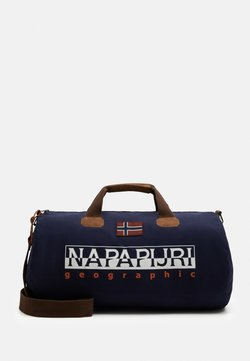 Napapijri - BERING  - Bolsa de fin de semana - blu marine