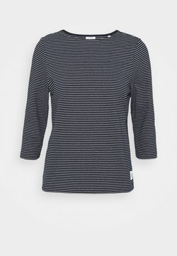 Marc O'Polo DENIM - STRIPE - Langarmshirt - scandinavian blue