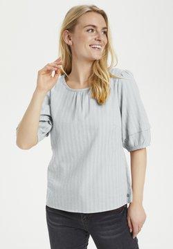 Cream - Bluse - quarry stripe